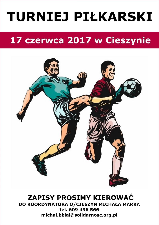 Turniej piłkarski w Cieszynie 2017 mały