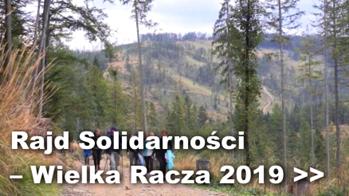 Rajd Solidarności – Wielka Racza 2019