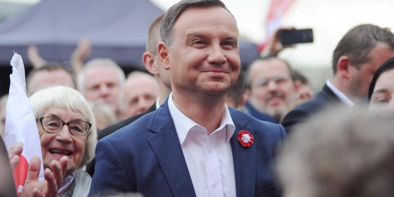 Andrzej Duda_KPRP fot. Krzysztof Sitkowski