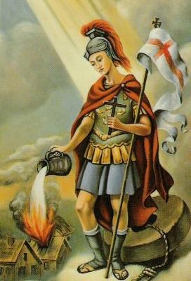 WŚiB17-Święty-Florian-żołnierz-męczennik