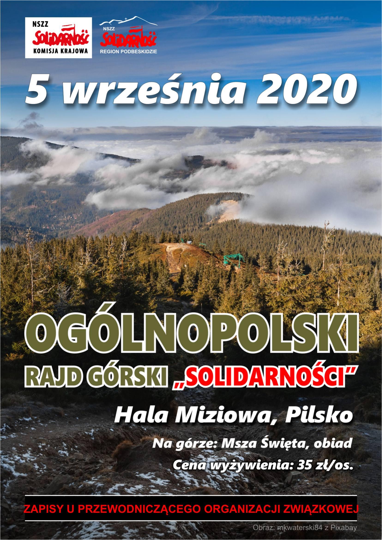Rajd Górski 2020