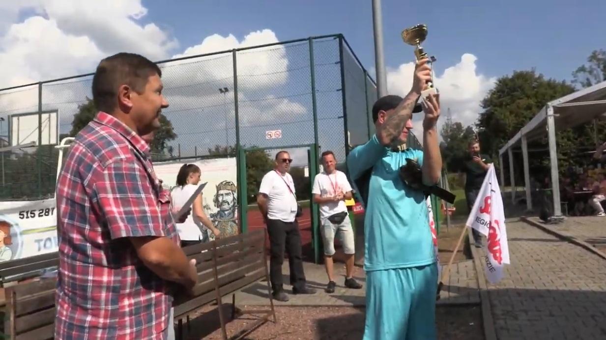 """Turniej piłkarski NSZZ """"Solidarność"""" – reportaż"""