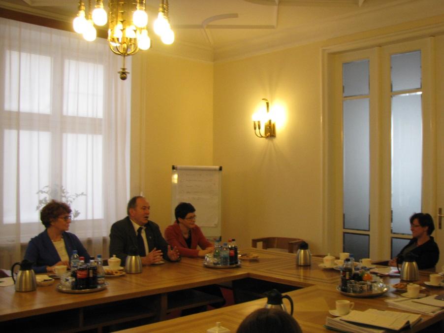 Komunikat Ze Spotkania Z Ministrem Edukacji Narodowej