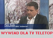 Wywiad dla Gorzowskiej TV Teletop