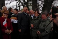 02.05.15-lesnicy z Podkarpacia na spotk. w Stachocinie w sanktuariumśw.Andrzeja Boboli