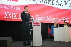 Broda i Szarek kandydują do Komisji Krajowej NSZZ