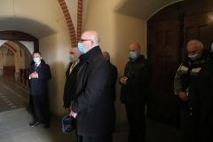 Msza św. w intencji kolejarzy i ich rodzin