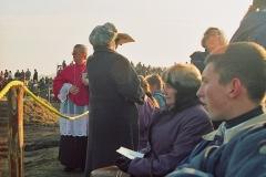 Ojciec Święty Jana Paweł II. Dwadzieścia lat temu w Legnicy
