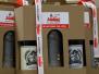 Okolicznościowe kufle i piwo dla hutników z Solidarności