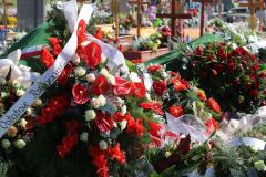 Pogrzeb Andrzeja Dynaka