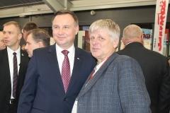 Prezydent spotkał się z delegatami KZD