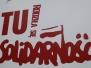 Tu rodziła się Solidarność - wystawa plenerowa w Polkowicach