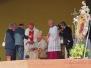 Wspomnienie wizyty Ojca Świętego w Legnicy