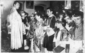 Msza prymicyjna bł ks Jerzego Popiełuszki (2)