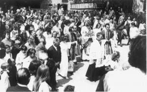 Msza prymicyjna bł ks Jerzego Popiełuszki (4)