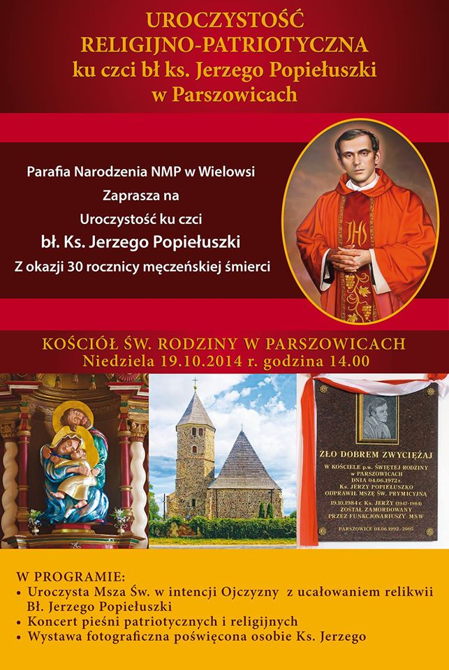 Msza w Parszowicach