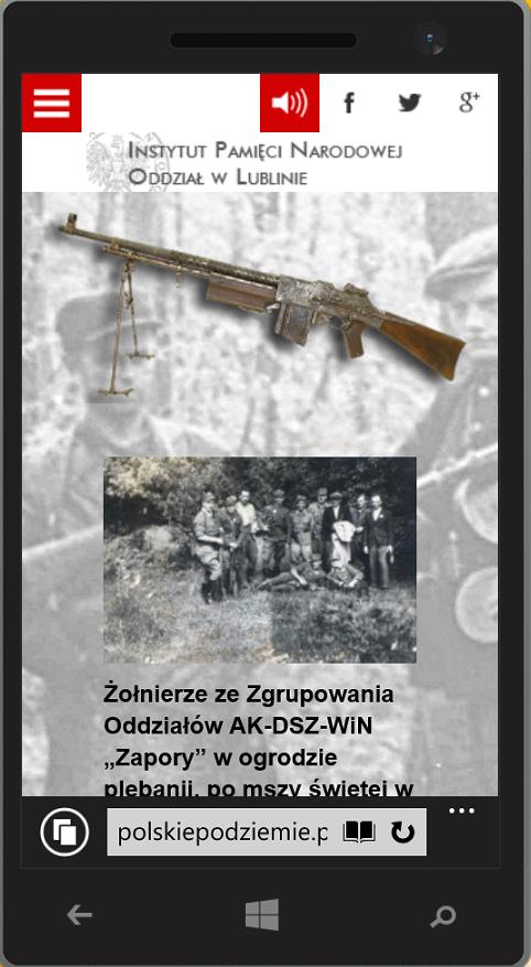 Strona internetowa Polskie Podziemie (7)
