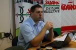 Wojciech Zawadzki z nagrodą im. Haliny Krahelskiej