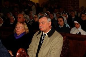 Uroczystości pogrzebowe księdza infułata Władysława Bochnaka (2)