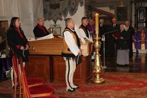 Uroczystości pogrzebowe księdza infułata Władysława Bochnaka (7)