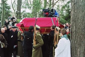 Pogrzeb Jana Nowaka Jeziorańskiego 1