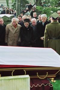 Pogrzeb Jana Nowaka Jeziorańskiego