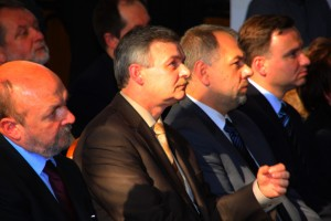 Andrzej Duda w Legnicy w kwietniu 2010 (1)