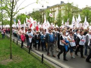 Manifestacja nauczycieli (4)