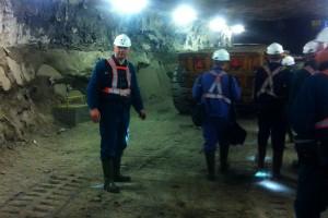 SIPowcy w kopalni (2)