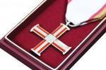 Krzyże Wolności i Solidarności dla działaczy Solidarnosći Zagłębia Miedziowego