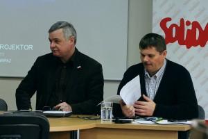 Bogdan Orłowski i Piotr Wegner