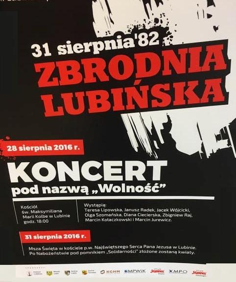 koncert wolność
