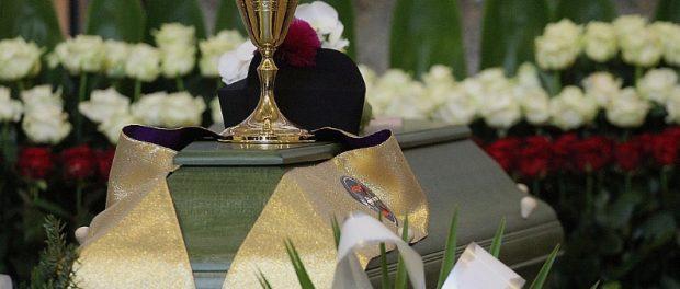 Pogrzeb księdza Gniadczyka