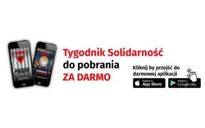 Tygodnik Solidarność dostępny za darmo