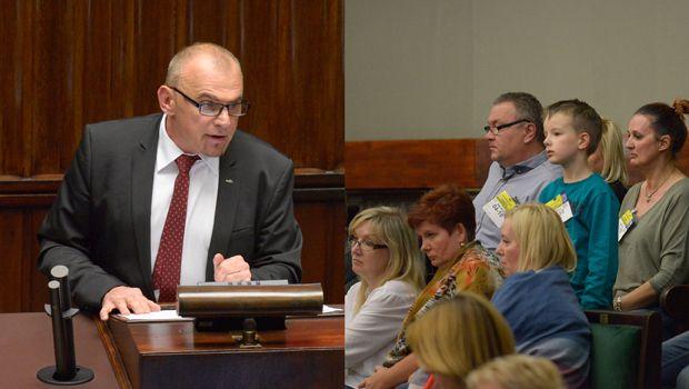 Ustawa o ograczniczeniu handlu w niedziele skierowana do komisji