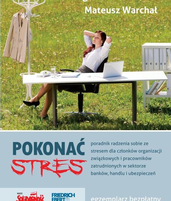Epidemia stresu zabija. Konferencja prasowa