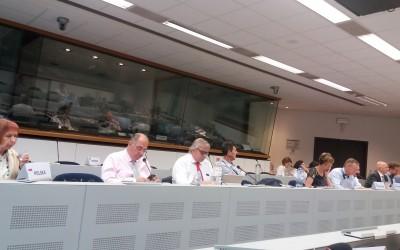 Cykl Spotkań Związków Zawodowych z UE w Sektorze Finansów, Bruksela