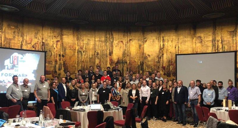 Alfred Bujara szef handlowej Solidarności został wybrany wiceprzewodniczącym UNI Europa Commerce