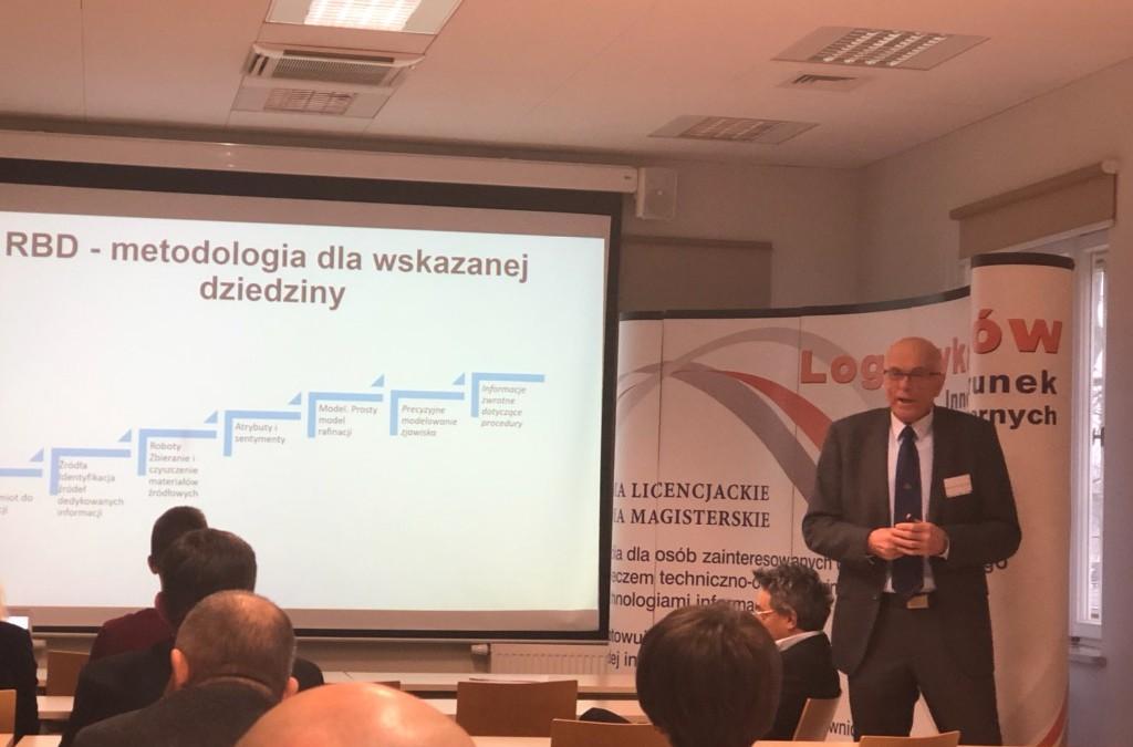 """VI Konferencja Naukowa """"Zarządzanie Big Data.  Źródła i rafinacja."""""""