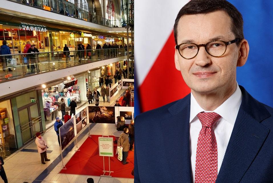 Pismo do Pana Mateusza Morawieckiego Prezesa Rady Ministrów