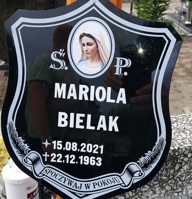 """Odeszła Mariola Bielak przewodnicząca """"Solidarności"""" Dino"""