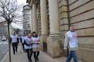 Akcja ulotkowa w Opolu