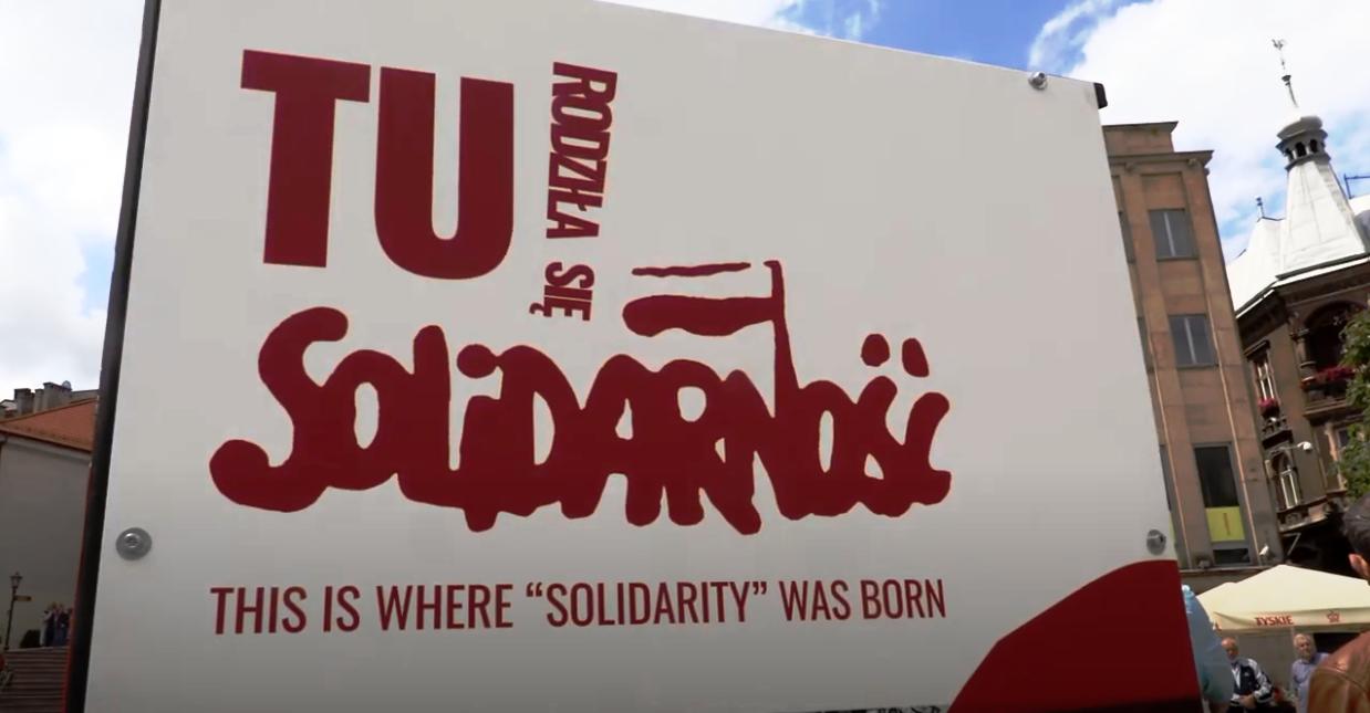 Tu rodziła się Solidarność – wystawa
