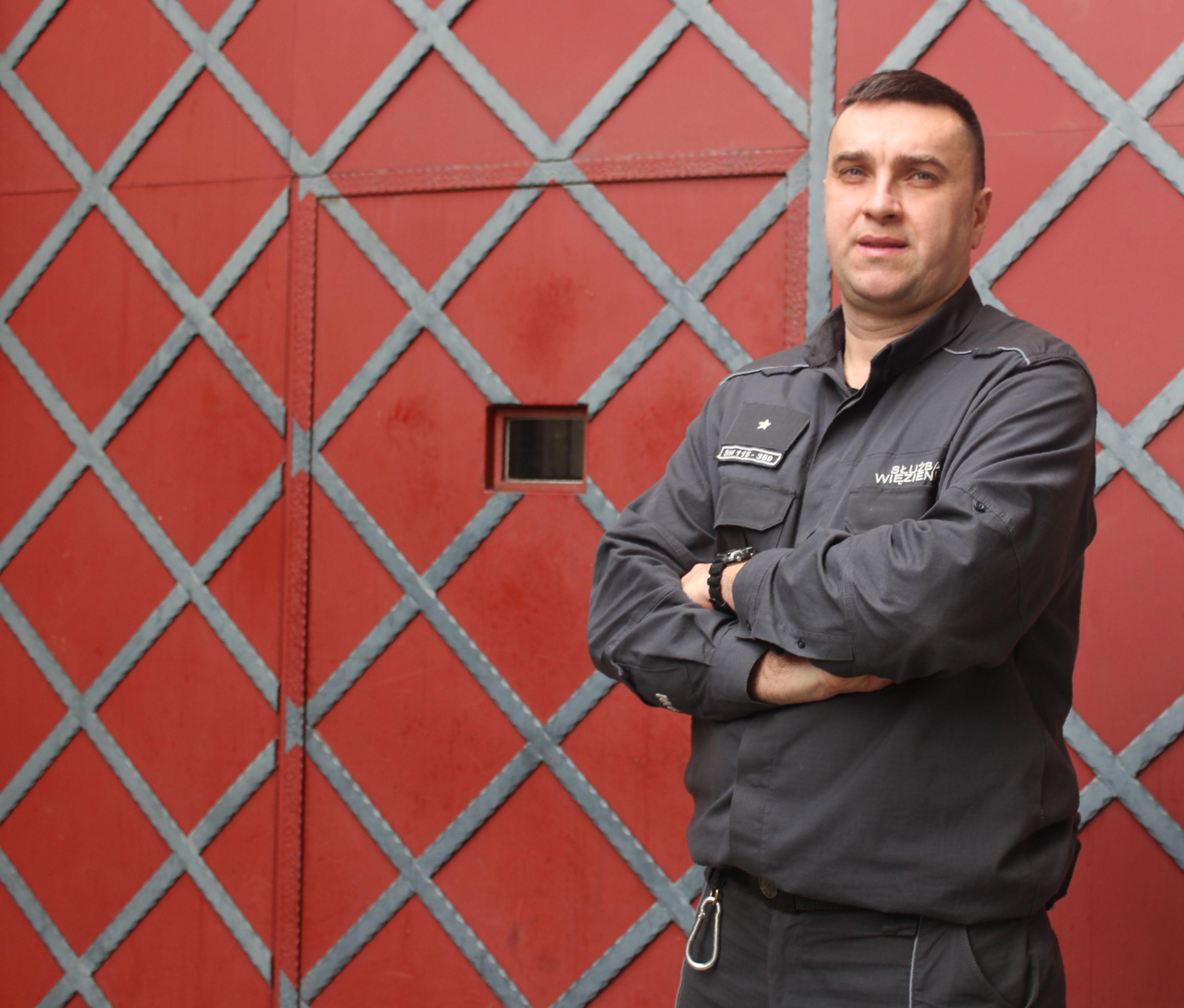 O działalności Solidarności służb więziennych
