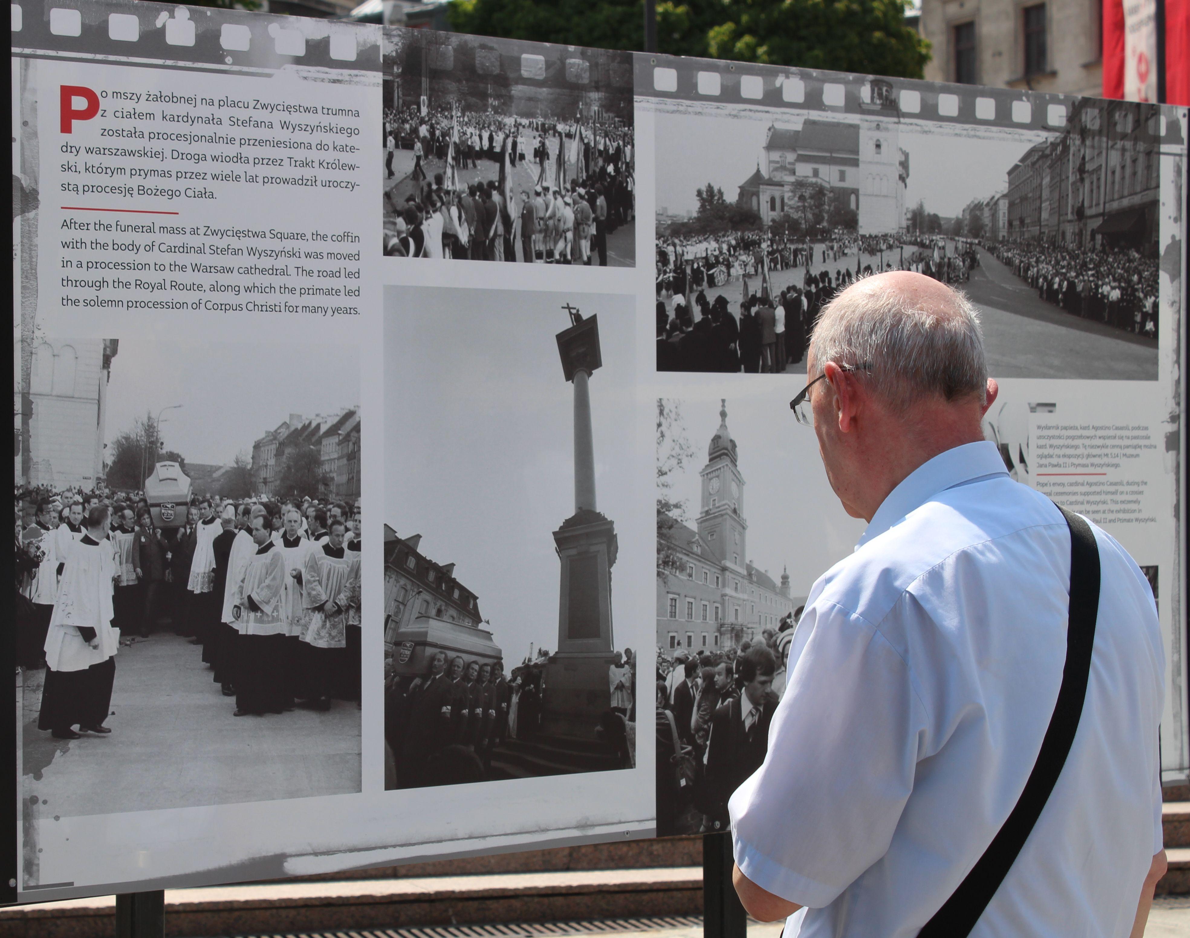 Wystawa o Prymasie Tysiąclecia w Bielsku-Białej