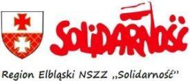 Logo for Solidarność Region Elbląg