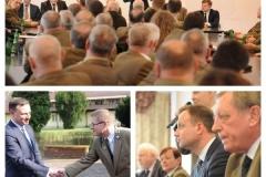 Spotkanie z  Andrzejem Dudą