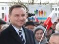 Andrzej Duda w Legnicy (5)