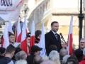 Andrzej Duda w Legnicy (9)