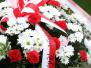 Solidarność złożyła kwiaty pod pomnikiem Papieża